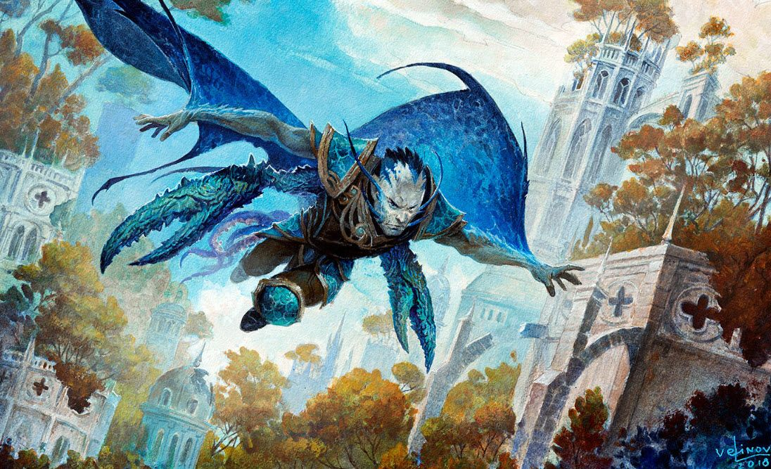 Bant Faeburrow: What To Do With That Half-Banned Oko Deck