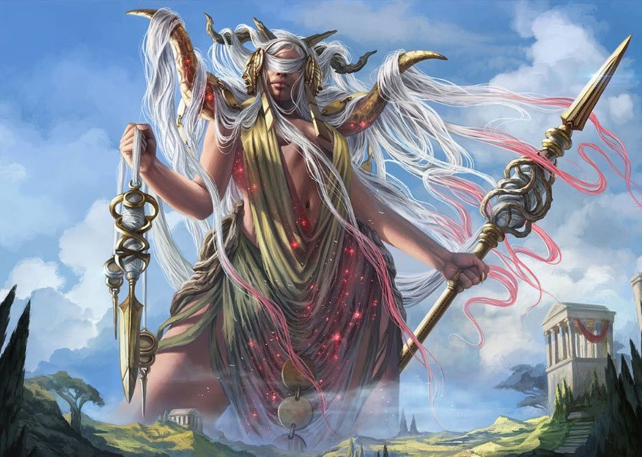 Klothys' Destiny in Commander