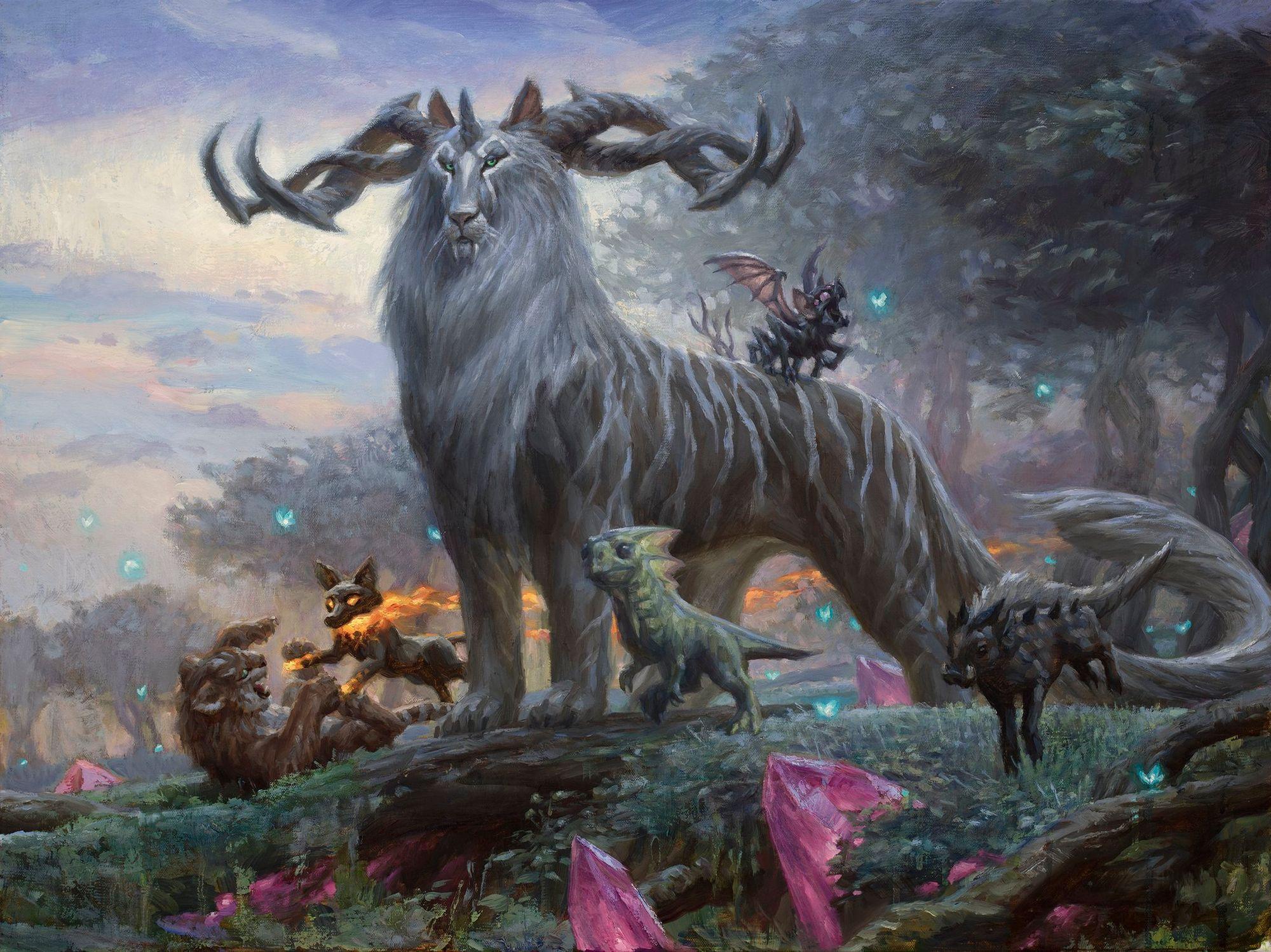 No-Tribe Tribal: Kaheera Elementals in Standard