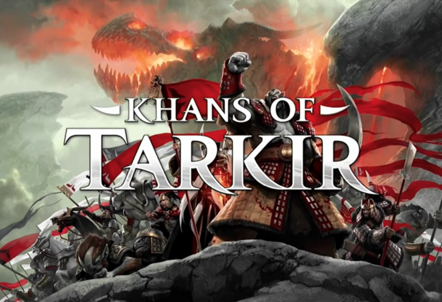 MTG Flavor Bible: Khans of Tarkir