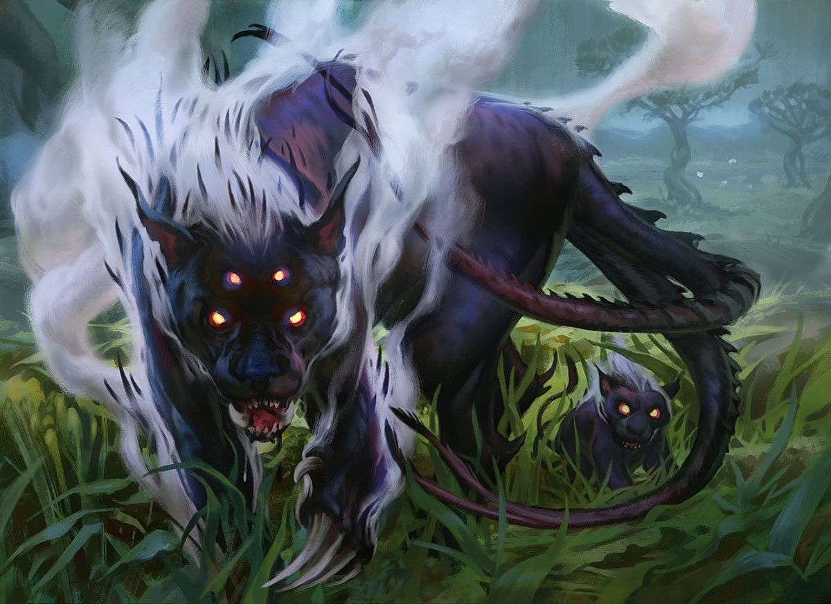 The Lurrus Problem Isn't A Problem: The Effect of Standard Cards on Eternal Formats