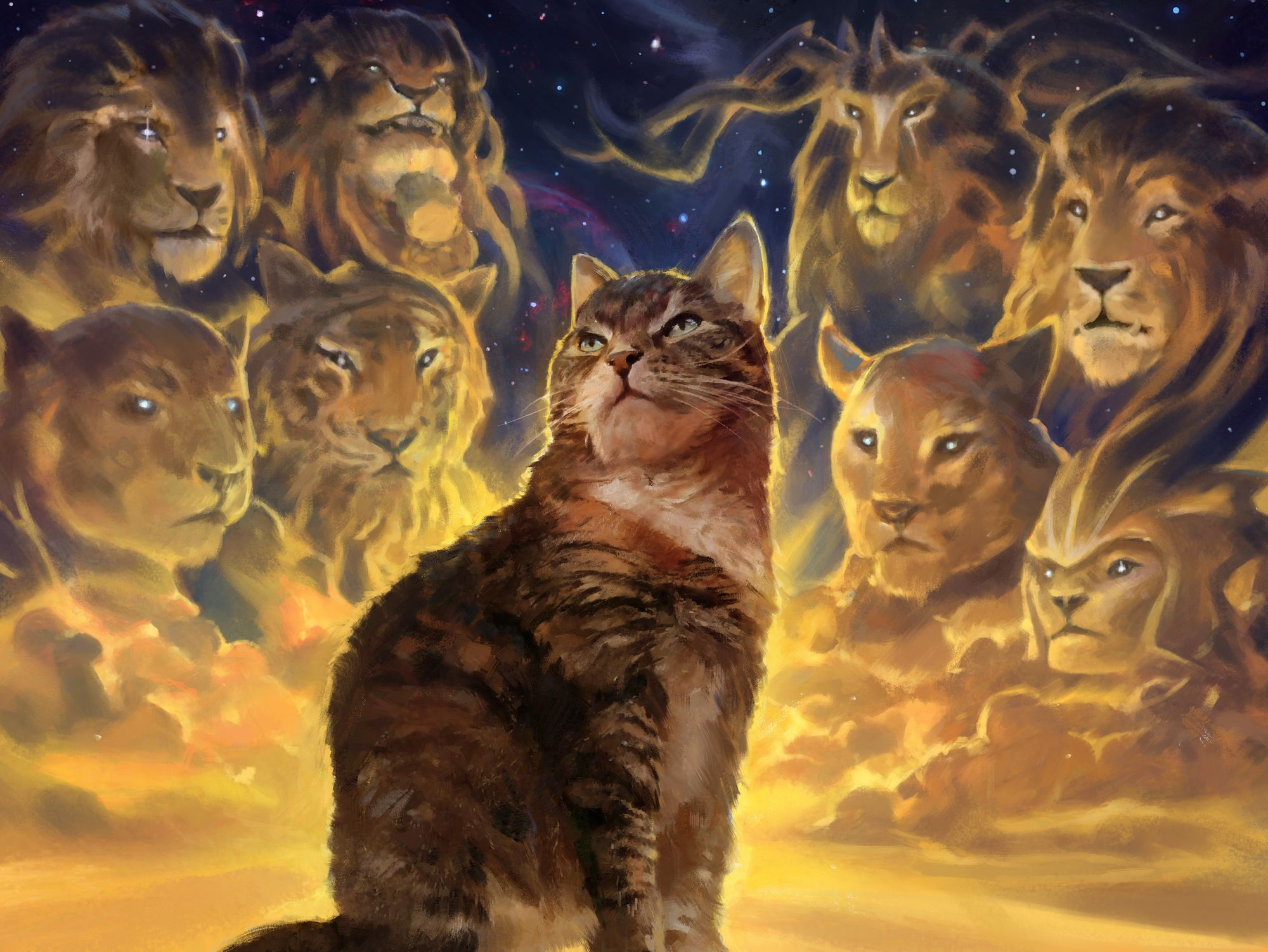 More Than Nine Lives: The Return of Cats to Standard