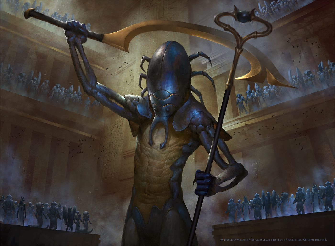A Limited and Historic Review of Amonkhet Remastered