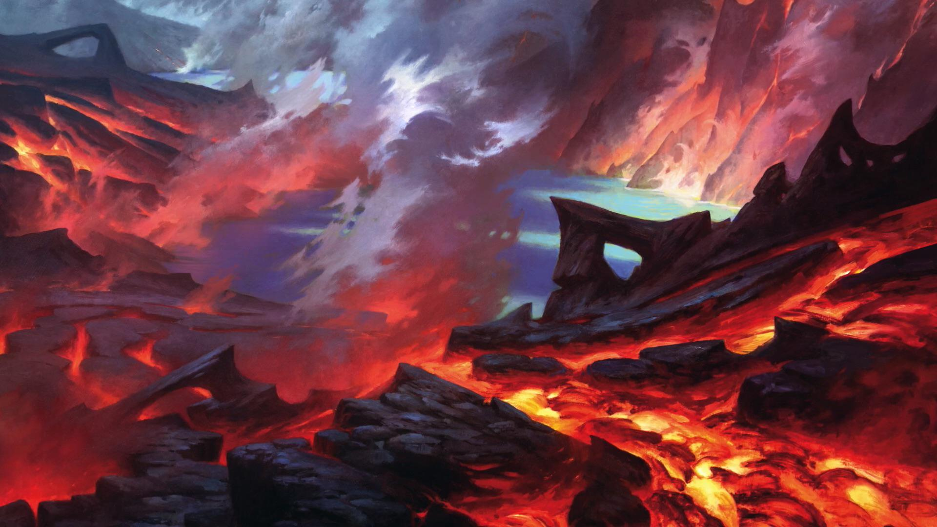 Bad Moon Rising: Five Hopes for Zendikar Rising