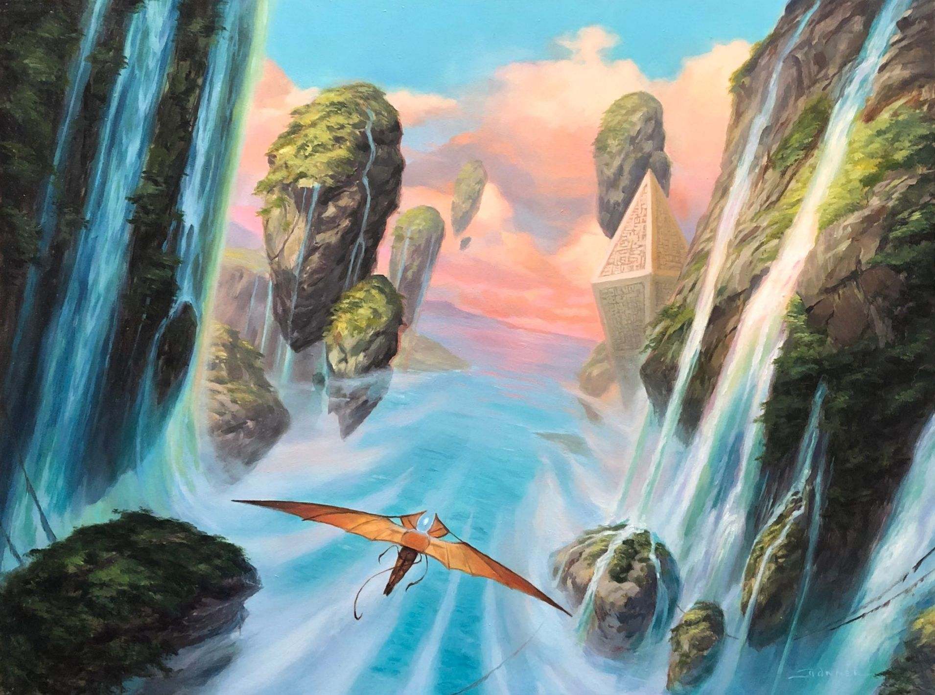 Traveling to New Heights with Zendikar Rising