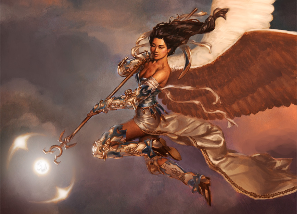 Commander Flashback: Bruna, Light of Alabaster