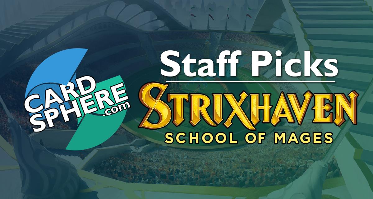 Cardsphere Picks: Strixhaven