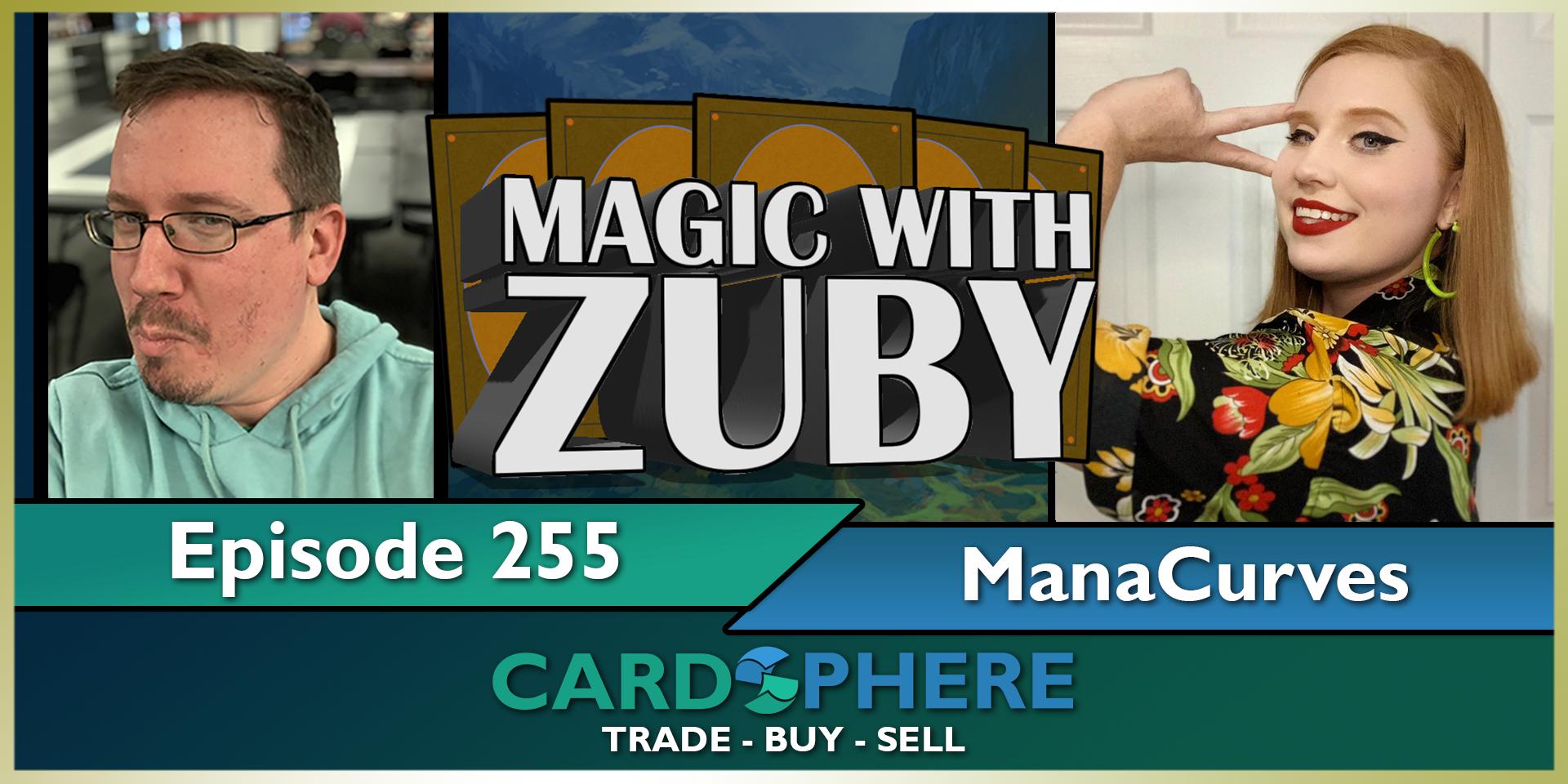 Magic With Zuby Episode 255 - Chase, aka Manacurves