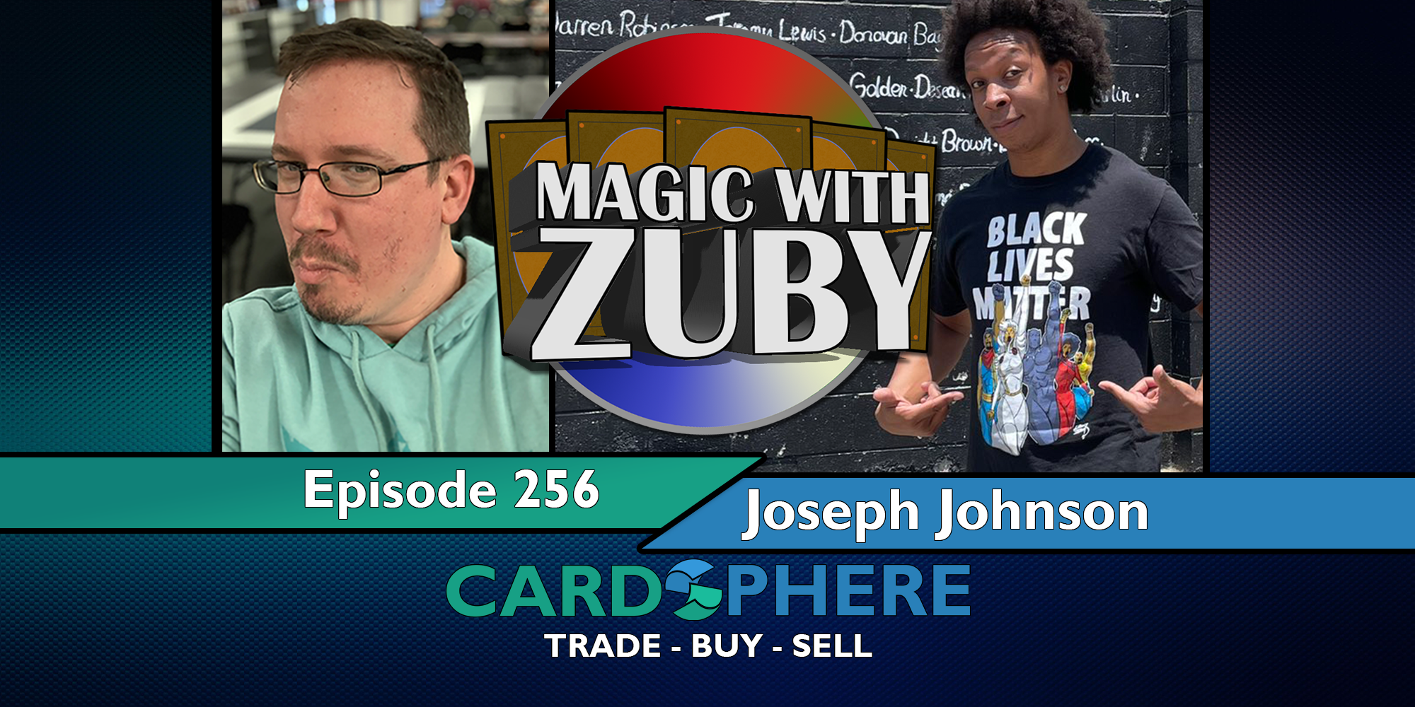 Magic With Zuby Episode 256 - Joseph Johnson, aka Blackneto