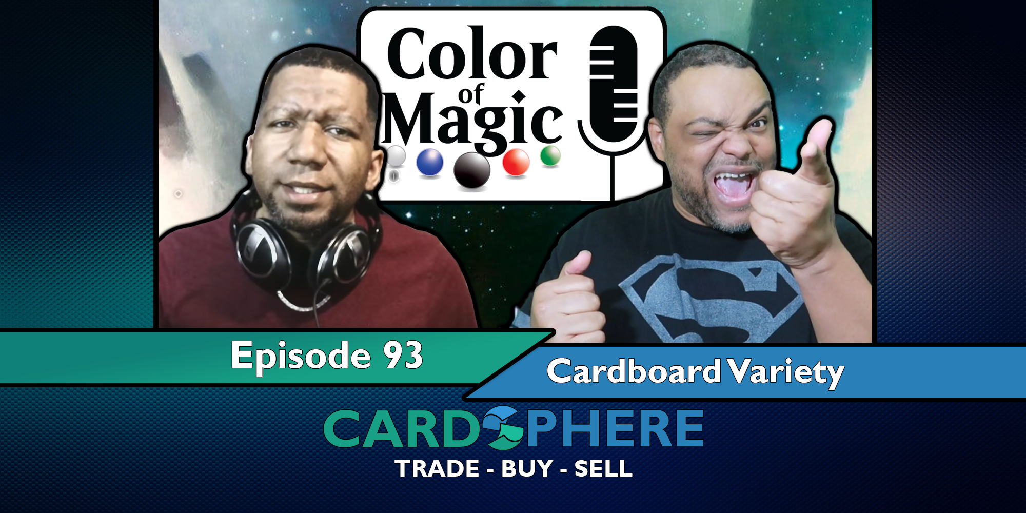 Color of Magic Episode 93 - Cardboard Variety
