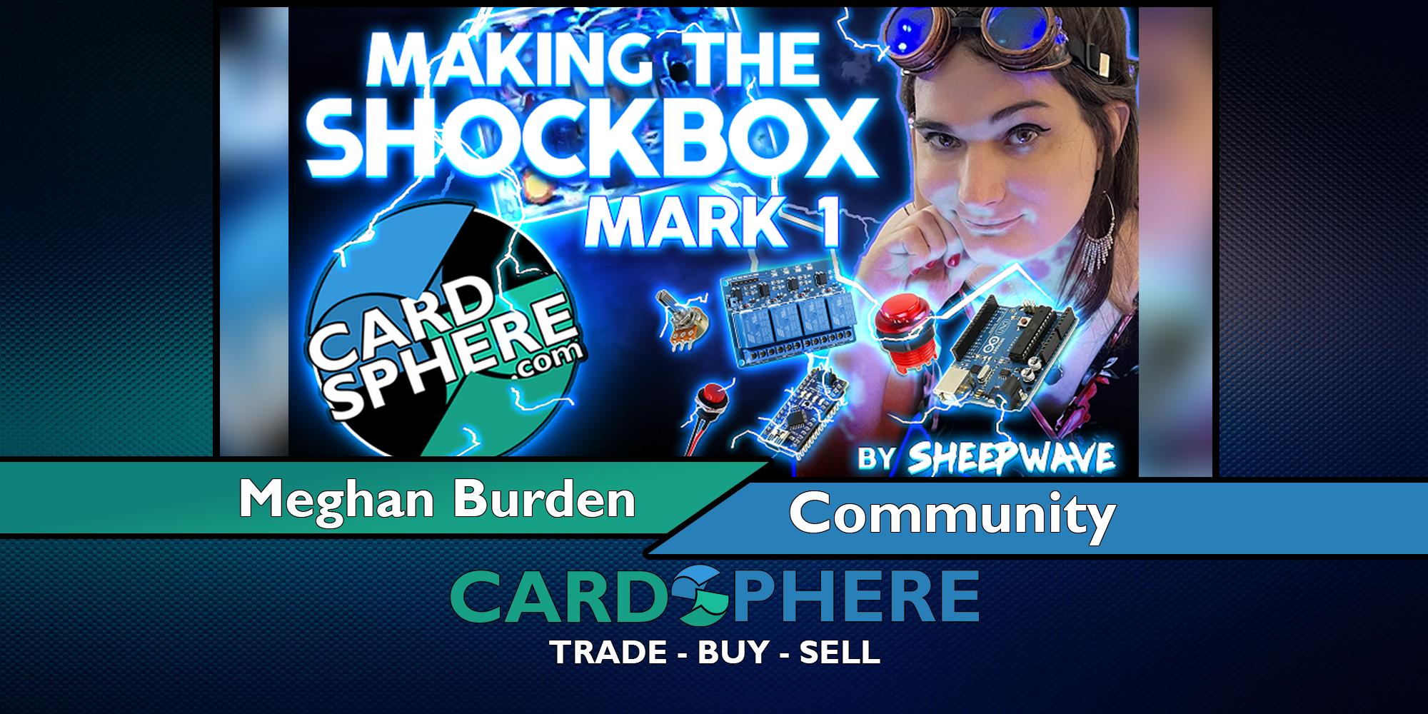 Making the Shockbox: Mark 1