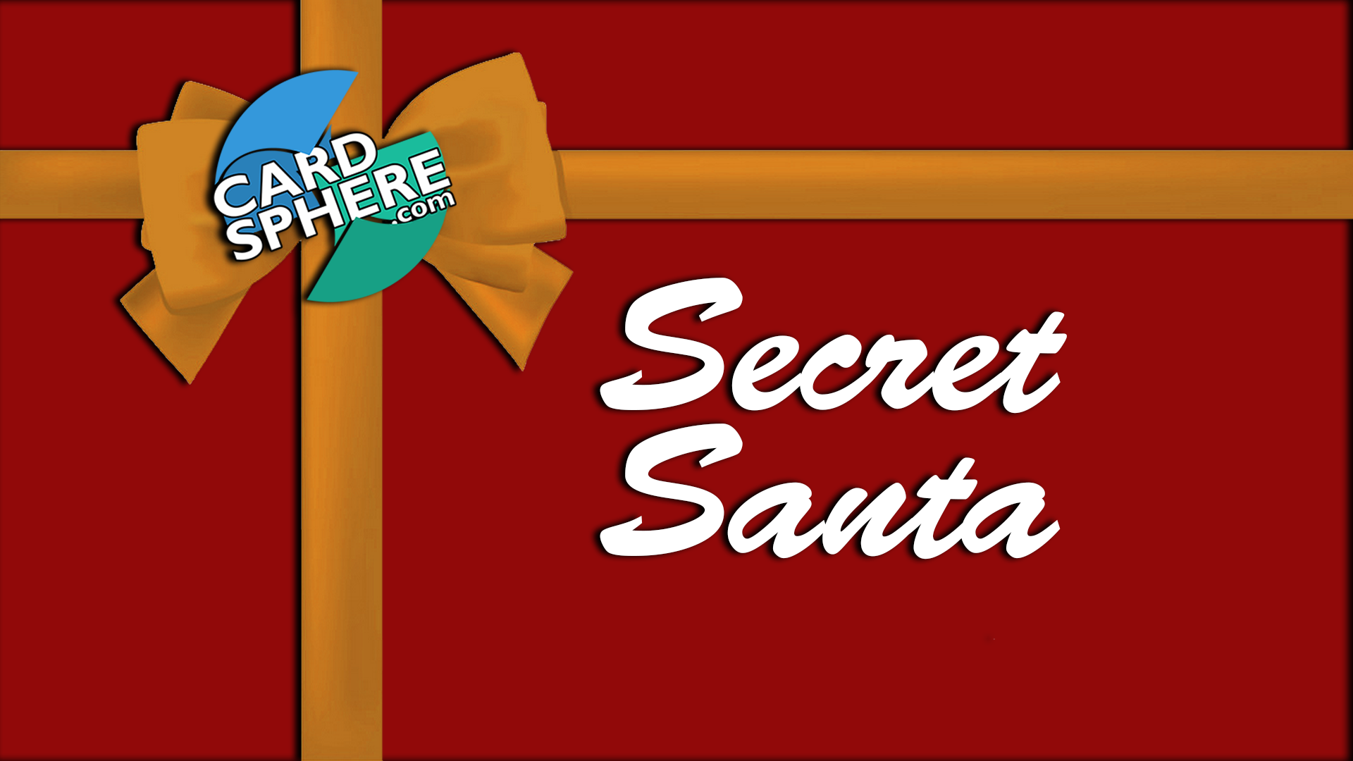 Cardsphere's 5th Annual Secret Santa